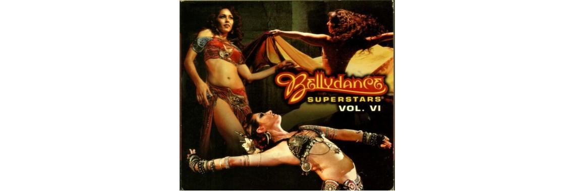 CD Bellydance Superstars